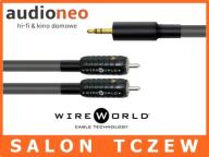 KABEL MINI JACK - 2RCA WIREWORLD EQUINOX 6 @ 2M