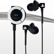 Sony Słuchawki douszne z pilotem (PSP) ORYGINALNE