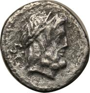 Rzym - Republika AR-denar L. Procilius 80 p.n.e.