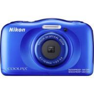 Aparat cyfrowy Nikon Coolpix W100 niebieski