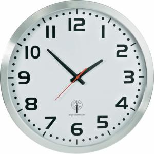 Zegar ścienny Radiowy Dcf 50cm
