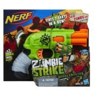 NERF Zombie Strike A6562 Doublestrike HASBRO wawa