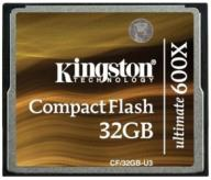 *KARTA KINGSTON CF 32GB ULTIMATE 600X 90MB/S SKLEP