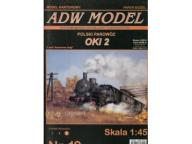 ADW Model 19 Parowóz OKi 2