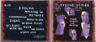 DEPECHE MODE - Songs of Faith and Devotion [JAPAN]