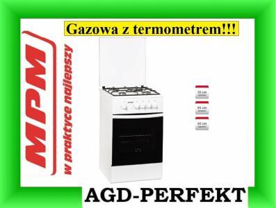 Mpm Markowa Kuchnia Gazowa Z Termometrem Mpm 51 4288841164