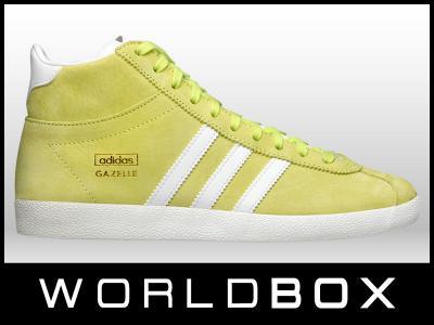 cheaper 72001 447d1 Buty adidas Gazelle OG Mid Ef Women Glow (D67847)