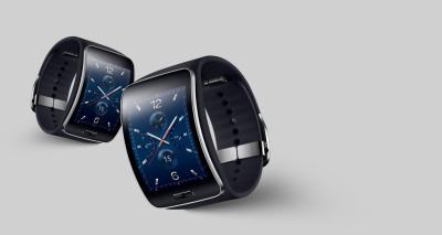 Smartwatch Samsung Sm R750 Gear S R7500 Gw24 6435160851 Oficjalne Archiwum Allegro