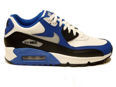 Buty NIKE AIR MAX 90 GS 307793 168 buty młodzieżowe