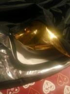 powłoka blendy złoto-czarno-biało-srebrna 90x120