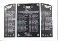 Tablica Pamięci Kapelanów Wojskowych