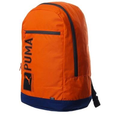 Plecak Puma Pioneer Back2School pomarańczowy 25L