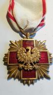Krzyż PCK - IV klasa