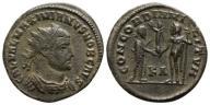 000660 | Galeriusz (293-311), antoninian