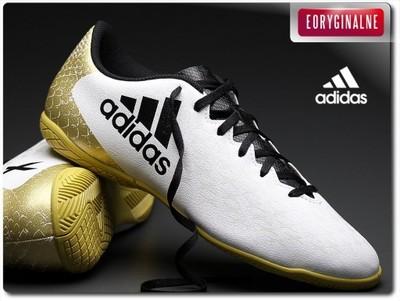 Buty halowe Adidas X 16.4 IN AQ4357 r.42 23 NEW