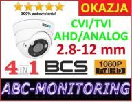 Kamera BCS-DMQ4200IR3-B FULL HD 2,8-12mm IR40m BCS