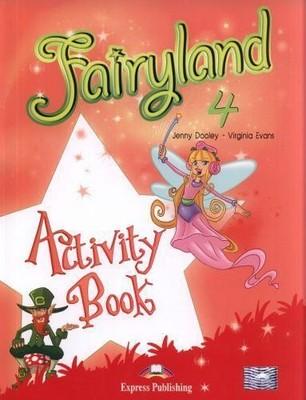 Fairyland 4 WB +DVD EXPRESS PUBLISHING