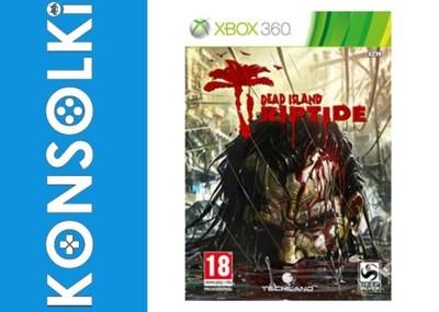 Dead Island  / xbox 360 / KONSOLKI