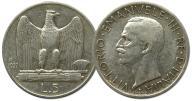 29.WŁOCHY, VITT.EMANUEL III, 5 LIRÓW 1927