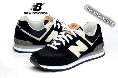 new balance czarne 574 damskie