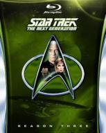 Star Trek The Next Generation - Season 3 [Blu-ray]