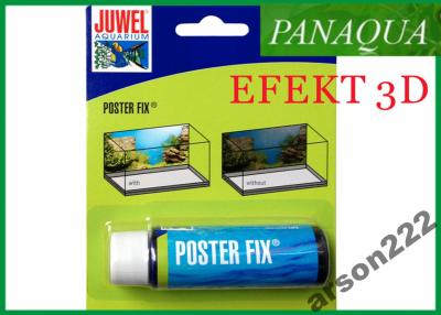 JUWEL POSTER FIX  Klej do foto tapet z efektem 3D