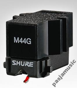 SHURE M44G wkładka gramofonowa scratch mix - PASJA