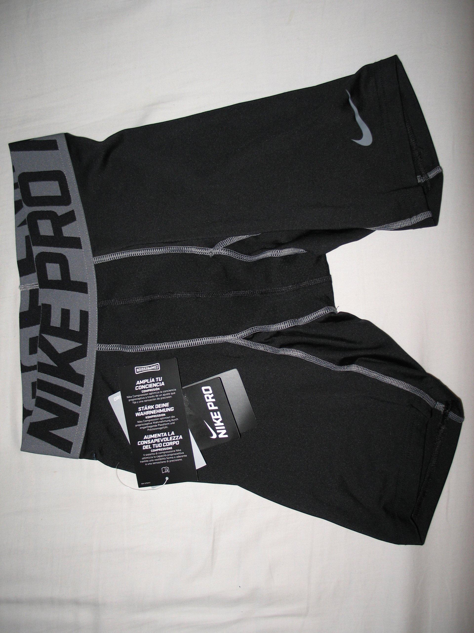Nike Pro Cool Man bielizna spodenki czarne nowe