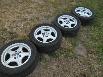 """BMW Z3 @ FELGI ALUFELGI 16"""" STYLING 35 OPONY"""
