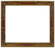 Drewniana rama zew 70,5x60,5 wew 60x50