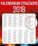 PROJKET KALENDARIUM STRAŻACKIE 2018