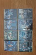 Harry Potter DVD 8 filmów PL