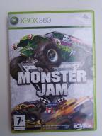 Gra Monster Jam Xbox 360 wersja hiszpańska od 5 zł