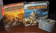 Kingsburg + Dodatek + Kości i Tokeny