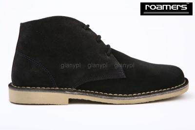 ROAMERS DESERT BOOTS ROA M378 BLACK r. 8(42)