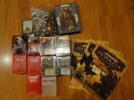 Warhammer Inwazja - wypasiona podstawka karty x3 +