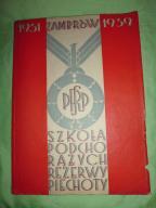 Szkoła Podchorążych Rezerwy Piechoty Zambrów 1931