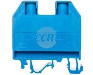 Złączka szynowa gwintowa 6mm2 niebieska VS 6 PA N