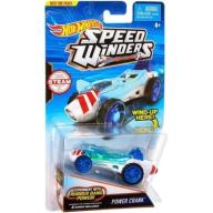 HOT WHEELS - AUTONAKRĘCIAKI POWER CRANK, MATTEL