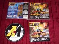 Action man destruction x ps1 ps2 playstation
