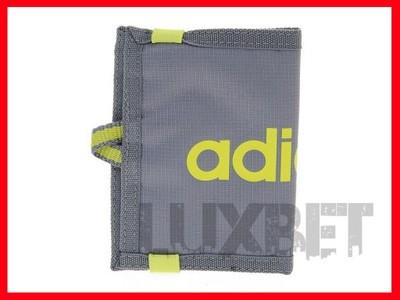 045c956c2cd44 WYPRZEDAŻ ! Portfel Adidas Lin Per Wallet S24720 - 5947701842 ...