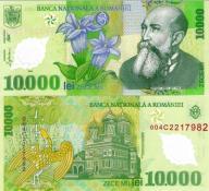 # RUMUNIA - 10000 LEU -2000 -P112- UNC polimer