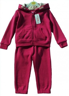 ciepły dres 18 - 24 m 92 cm Early Days Primark