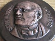 1819. MEDAL, Moniuszko, PATRIOTYCZNA PLAKIETA