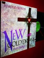 SIMPLE MINDS - NEW GOLD DREAM '81-'84 LP NEW WAVE