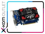 OUTLET Karta graficzna ASUS GeForce GT730 2GB 128b