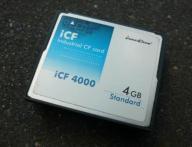 Karta Flash InnoDisk iCF4000 4GB Industrial CF