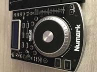 Numark NDX 400 oraz Reloop RMX-20