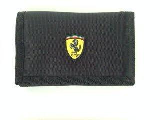 ac5445aebe5c7 Ferrari portfel czarny - 6431729519 - oficjalne archiwum allegro