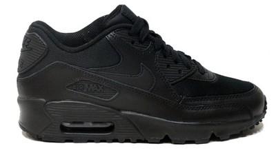 buty nike air max 90 czarne cena